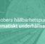 Oktobers hållbarhetspunkt: Systematiskt underhållsarbete